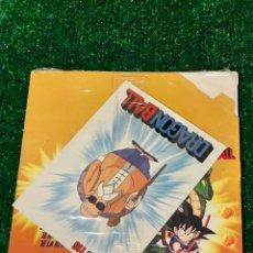 Series de TV: DRAGON BALL CAJA EXPOSITORA Y DVD 115 Y 116 PRECINTADO. Lote 288111553