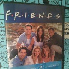 Series de TV: FRIENDS. TEMPORADA 8. DISCO EN PERFECTO ESTADO. Lote 288114148