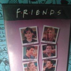 Series de TV: FRIENDS. TEMPORADA 4. DISCO 3 (EN PERFECTO ESTADO). Lote 288114238