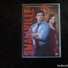 Serie di TV: SMALLVILLE OCTAVA TEMPORADA COMPLETA - DVD COMO NUEVOS. Lote 288375023