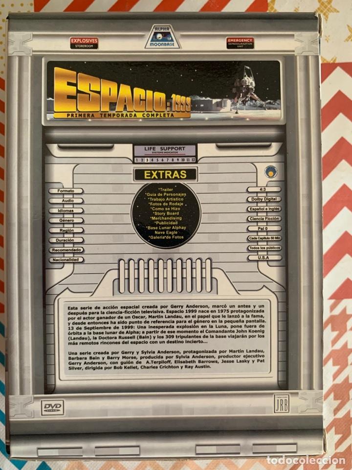 Series de TV: Espacio 1999 ( Primera temporada completa) Serie Iconica britanica años 70! Inencontrable! - Foto 2 - 288504353