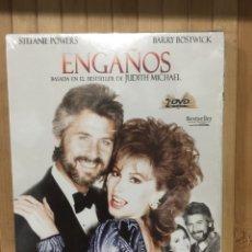 Series de TV: ENGAÑOS DVD - PRECINTADO -. Lote 288550903