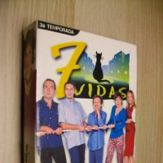 Series de TV: 7 VIDAS 3ª TEMPORADA DVD. Lote 288575178