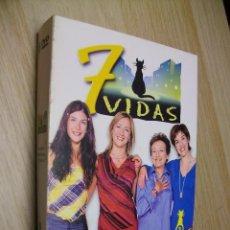 Series de TV: 7 VIDAS 4ª TEMPORADA DVD. Lote 288575428