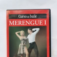 Series de TV: CURSO DE BAILE MERENGUE I DVD. Lote 288581758