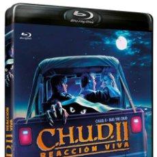Séries de TV: CHUD II REACCION VIVA (BLU-RAY) (CHUD II BUD HE CHUD). Lote 288688643