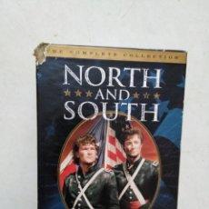 Series de TV: NORTH AND SOUTH ( NORTE Y SUR ) SERIE COMPLETA ( 5 DVD ) LEER DESCRIPCIÓN. Lote 288947963