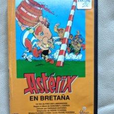 Series de TV: DVD ASTÉRIX EN BRETAÑA DE FILMAX. Lote 288948968