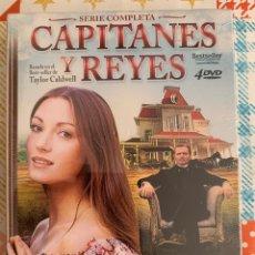 Series de TV: CAPITANES Y REYES ( SERIE COMPLETA). Lote 288978648