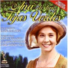 Series de TV: ANA DE LAS TEJAS VERDES DVD SERIE COMPLETA. Lote 288989413