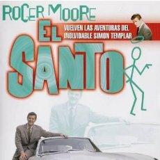 Séries de TV: EL SANTO (THE SAINT). Lote 280523853