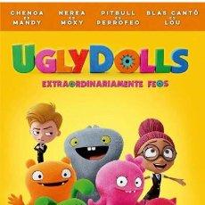 Series de TV: UGLYDOLLS: EXTRAORDINARIAMENTE FEOS. Lote 289335723