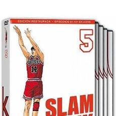 Series de TV: SLAM DUNK BOX 5. Lote 289335738