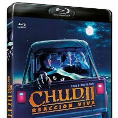 Series de TV: CHUD II REACCION VIVA (BLU-RAY) (CHUD II BUD HE CHUD). Lote 289335793