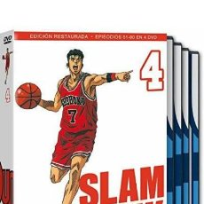 Series de TV: SLAM DUNK BOX 4. Lote 289335803