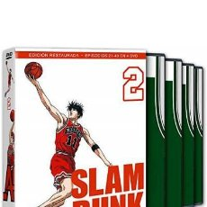 Series de TV: SLAM DUNK BOX 2. Lote 289335808