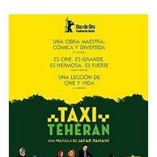 Series de TV: TAXI TEHERAN. Lote 289335828