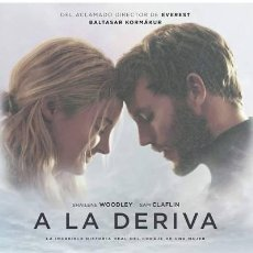 Series de TV: A LA DERIVA (ADRIFT). Lote 289335833