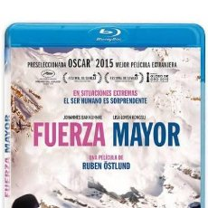 Series de TV: FUERZA MAYOR (BLU-RAY) (FORCE MAJEURE). Lote 289335843