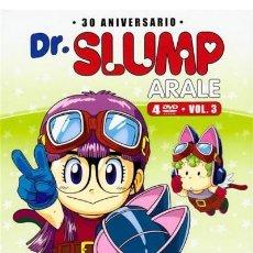 Series de TV: DR. SLUMP - VOL. 3 (DR. SURAMPU ARALE-CHAN). Lote 289335968