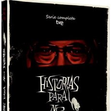 Series de TV: PACK HISTORIAS PARA NO DORMIR : SERIE COMPLETA. Lote 289336018