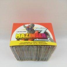 Series de TV: MAZINGER Z COLECCION DVD MARCA NUEVA. Lote 289336998