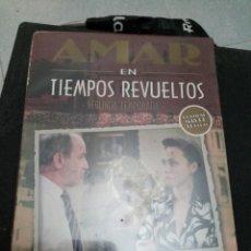Series de TV: AMAR EN TIEMPOS REVUELTOS. SEGUNDA TEMPORADA. 12 DISCO. CAPITULOS 1 A 221. NUEVO PRECINTADO. Lote 289337533