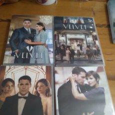 Series de TV: LAS 4 TEMPORADAS COMPLETAS DE VELVET 18 DVDS. Lote 289348223