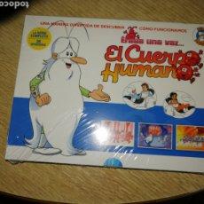 Series de TV: ERASE UNA VEZ EL CUERPO HUMANO 5 DVD 26 EPISODIOS. Lote 289867678