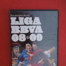 Series de TV: LO MEJOR DE LA LIGA BBVA 08-09 DVD. Lote 289881028