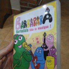 Series de TV: BARBAPAPA. DVD. 16 EPISODIOS. EN FRANCÉS.. Lote 289886058