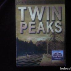 Series de TV: TWIN PEAKS - CAJA DORADA EDCION DEFINITIVA CON 10 DISCOS - DVD COMO NUEVOS. Lote 289891913
