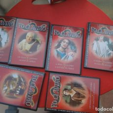Series de TV: YO CLAUDIO , UNA SERIE HISTORICA - 6 DVD,S - SERIE COMPLETA. Lote 289892023