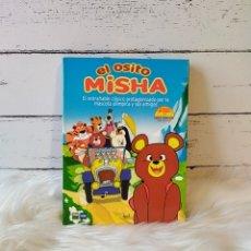 Series de TV: DVD OSITO MISHA. Lote 289909888