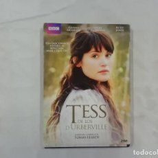 Series de TV: TESS DE LOS D'URBERVILLE - BBC - DOBLE DVD SERIE DE TV. Lote 293352868