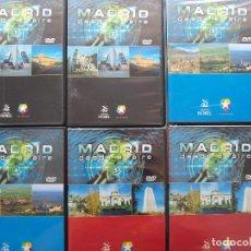 Series de TV: MADRID DESDE EL AIRE 6 DVD (3 PRECINTADOS). Lote 293439508