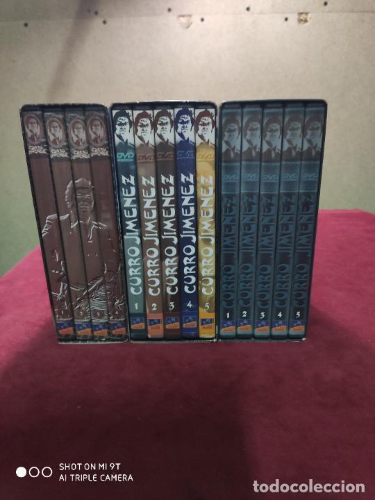 Series de TV: CURRO JIMENEZ 3 TEMPORADAS COMPLETA 14 DVD - Foto 2 - 293667413