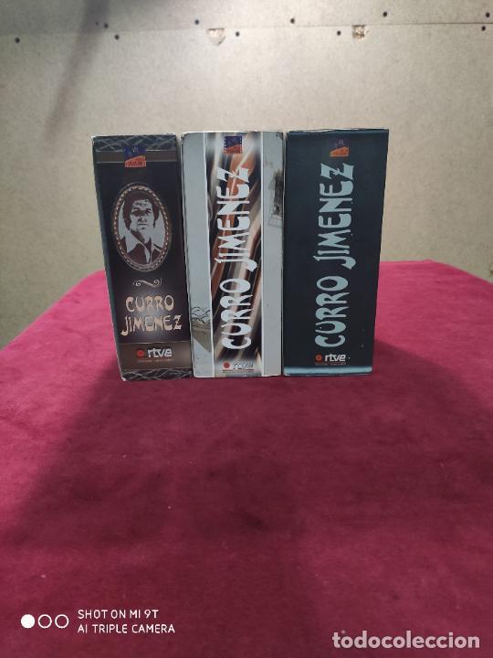 CURRO JIMENEZ 3 TEMPORADAS COMPLETA 14 DVD (Series TV en DVD)
