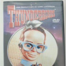 Series de TV: TUNDERBIRDS CAPS 16, 17 Y 18 PRECINTADA - GERRY ANDERSON. Lote 293864963