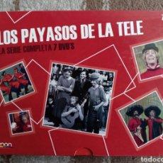 Series de TV: SERIE COMPLETA LOS PAYASOS DE LA TELE. Lote 293911343