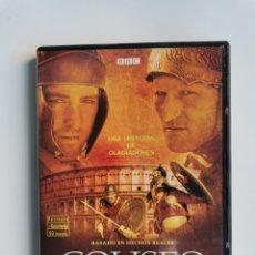 Series de TV: COLISEO RUEDO MORTAL DE ROMA DVD. Lote 293965273