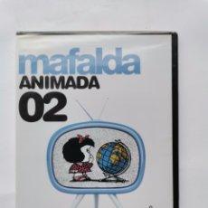 Series de TV: MAFALDA ANIMADA 02 DVD PRECINTADO. Lote 294496038