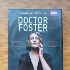Series de TV: DVD DOCTOR FOSTER - TEMPORADA 2 - 2 DISCOS - BBC (AP). Lote 295452928