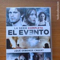 Series de TV: DVD EL EVENTO - LA SERIE COMPLETA - 6 DISCOS - COMO NUEVA (AQ). Lote 295453808