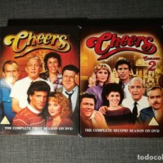 Series de TV: CHEERS DVD BOX SETS SEASONS 1 AND 2 COMPLETE. Lote 295506923