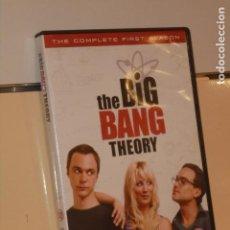 Series de TV: THE BIG BANG THEORY COMPLETE FIRST SEASON AUDIO Y SUBTITULOS EN INGLES - 3 DVD VIDEO REGION 2. Lote 295526068