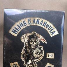 Series de TV: PACK HIJOS DE LA ANARQUIA COLECCION SERIE COMPLETA (7 TEMPORADAS) DVD NUEVO PRECINTADO. Lote 297041723