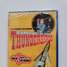 Series de TV: GUARDIANES DEL ESPACIO THUNDERBIRDS DVD NUEVO PRECINTADO. Lote 297045258