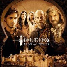 Series de TV: SERIE COMPLETA DVD TOLEDO CRUCE DE DESTINOS COMO NUEVO AQUITIENESLOQUEBUSCA ALMERIA. Lote 297050463