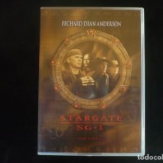 Series de TV: STARGATE SG . 1 - TEMPORADA 2 COMPLETA EN 6 DISCOS - DVD CASI COMO NUEVOS. Lote 297089803
